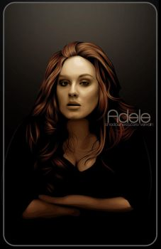 Adele by skeuomorph18