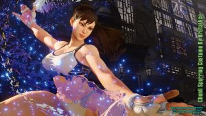 Chunli Sparring Costume by BrutalAce