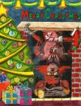 Merry Christmas 2014 by MugenPlanetX