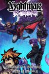 Nyghtmare Ascension: Manga Cover 5 by NitroGoblin