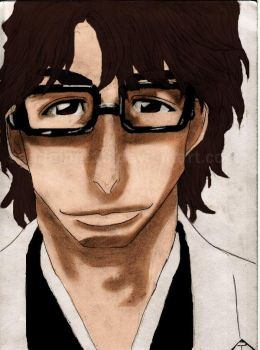 Aizen Colored by sandalhat16