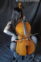 Cello session by Image-of-You