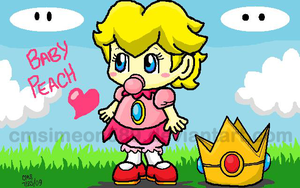 Baby Peach...again by cmdixon589