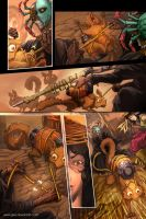 Zeno Clash comic p03 by Giye