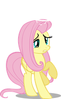 Confluttershy Vector by Alexstrazse