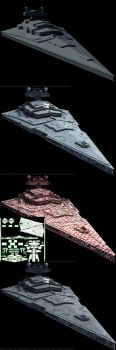 Star destroyer progression by Affet-kak