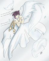 A Fallen Angel by HiSS-Graphics