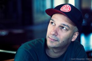 Tom Morello: Deep in thought.. by straightfromcamera
