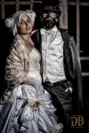 Serenity and Milord - Steampunk by Cosmy-Milord