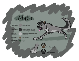 Matsi Reference sheet by twistedCaliber