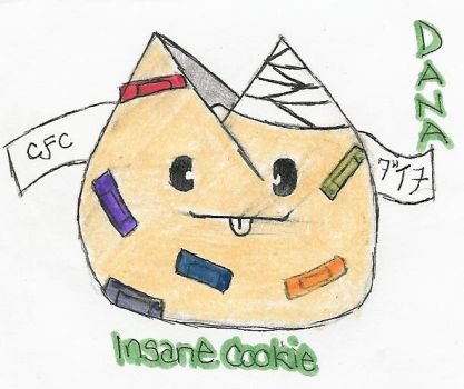 Insane Cookie by cRaZy-FoRtUnE-cOoKiE