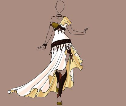 Fashion Adoptable Auction 110 - CLOSED by Karijn-s-Basement