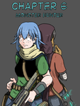 Chapter 6: Cover Monster Hunter by zerothe3rd