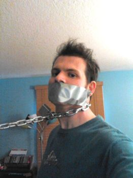 Being Lead My Chained Neck Gagged  20130215 172949 by tigerboyor