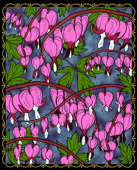 Bleeding Hearts by Katzztar