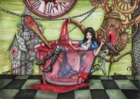 Alice what have you done? by Phoenix-zhuzh