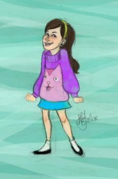 AT: Mabel by Pebbles6