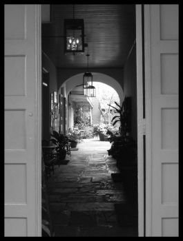 In the French Quarter by rickda7th