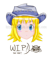 WIP Chibi Patty Moe by Sataraki