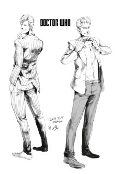 DW - ten and eleven by metope87