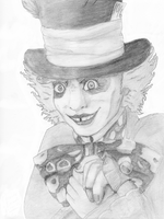 Mad Hatter by Charlikesmudkips
