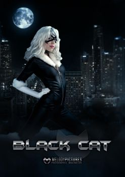 Black Cat by MelodyPictures