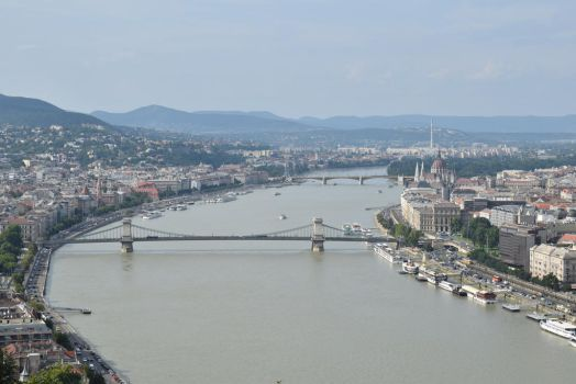 Pearl of the Danube by Asezuna