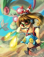 Pokemon ORAS : Dowsing machine and Go-Googles
