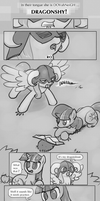 Dragonshy: Enter the DOVahNeiGH by Dreatos