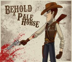 Behold a pale horse by lily-fox