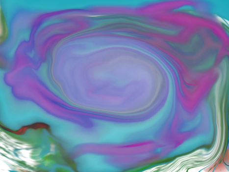 178) Swirly thingy XD by Magicull-Delesia