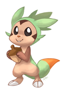 Chespin deserves more love