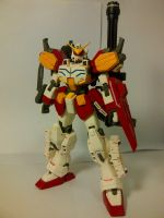 MG Heavyarms All Equipment by Draw-Over