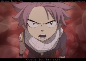 Fairy Tail chapter 520 by JustBester16