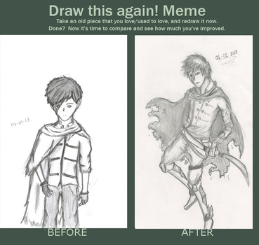 Improvement Meme: 2013-2015 by nohorns11