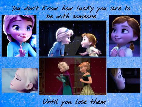 frozen- You don't know.. by courtneyfanTD