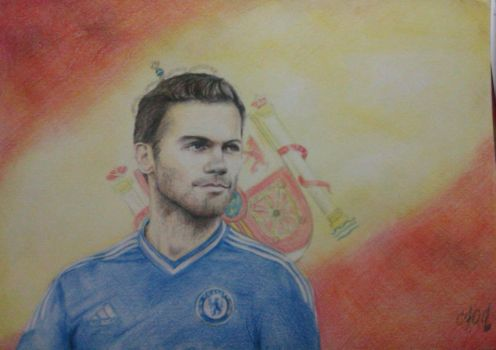 Juan Mata #2 by julia94s