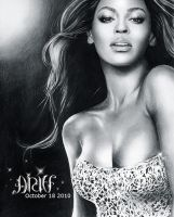 Beyonce by riefra
