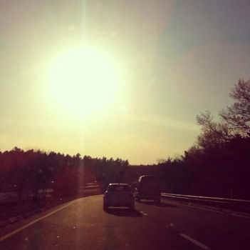 Afternoon Driving by Sokztastic