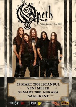 Opeth by SceneMissing
