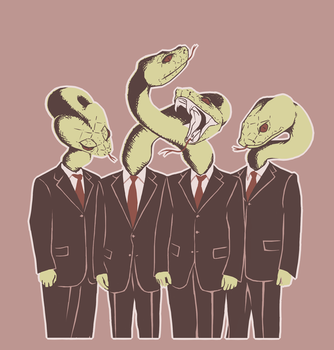 Long-Tongued Liars by FigBeater