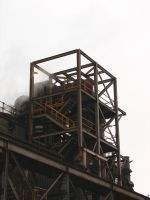 Industrial Foundry 12 by FantasyStock