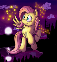 Night Lights by RaunchyOpposition