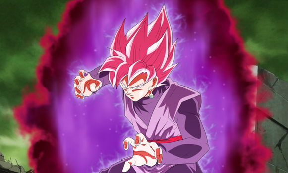 Super Saiyan Rose Goku Black Wallpaper: Explore Supersaiyanrose On DeviantArt
