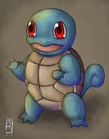 Squirtle by alpin-j