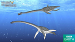 Walking with Dinosaurs: Elasmosaurus by TrefRex