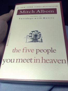 the five peopleyou meet in heaven