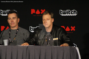 Alan Tudyk as Con Man at Pax East 2016 by lawrencebrenner