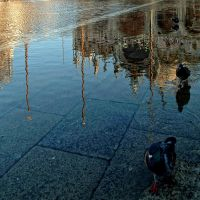 High tide reflection by minotauro9