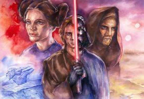 Revenge of the Sith by Callista1981